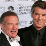 Pierce Brosnan on Mrs. Doubtfire: 'Every Day Was An Adventure with Robin Williams'