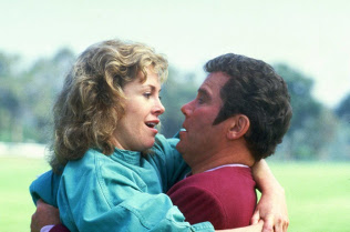 Catherine Hicks and William Shatner