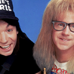 Pralines and Dick – The Making of Wayne's World